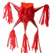 Stock Photo: Red pinata