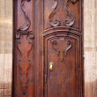 Colonial Door — Stock Photo