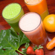 Juices — Stock Photo