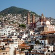 Royalty-Free Stock Photo: Taxco houses and Church