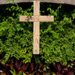 Old cross — Stock Photo #6228148