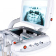 X-ray of teeth - Stock Photo