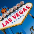 Welcome to Las Vegas 2 — Stock Photo