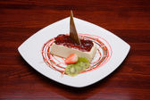 Cheese cake — Foto Stock