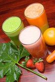 Juices — Stock Photo