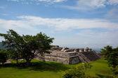 Xochicalco Ruins — Stock Photo