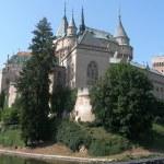 Bojnice castle in Slovakia. — Stock Photo