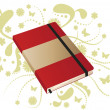 Постер, плакат: Red Book notes