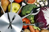 Nutrition — Stock Photo