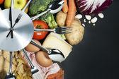 Dinnertime — Foto Stock