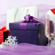 Christmas presents — Stock Photo #6117355