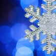 Snowflake - Lizenzfreies Foto