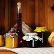 Homemade preserves — Stock Photo #6133099