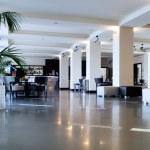 Hotel lobby — Stock Photo #6133479