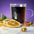 Mulled wine — Stock Photo