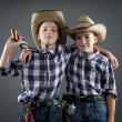 Cowboys — Stock Photo