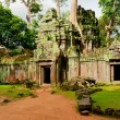 Ruins of temples, Angkor Wat, Cambodia — Stock Photo #6425482