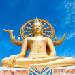 Statue of Buddhin Thailand — Stock Photo #6493186