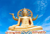 Statue of Buddha in Thailand — Stock Photo