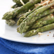 Asparagus gratin — Stock Photo #6039555