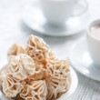 Stock Photo: Meringues