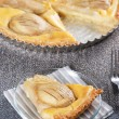 Pear tart — Stock Photo #6041573