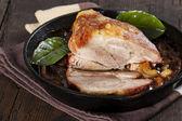 Roasted pork — Stock Photo