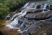Leura Cascades - Blue Mountains - Australia — Stock Photo