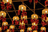 Asian Lanterns Festival — Stock Photo