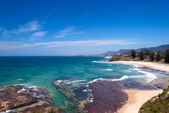 Wollongong Beach (Sydney, Australia) — Stock Photo
