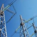 Electricity Pylons — Stock Photo #6244606