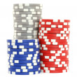 Stack Of Poker Chips Png