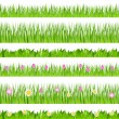 Royalty-Free Stock Vector Image: Vector Seamless Grass