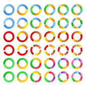 Vector Circles — Stockvector