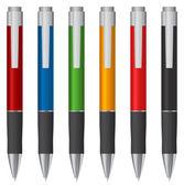 Vector Pens — Stock Vector