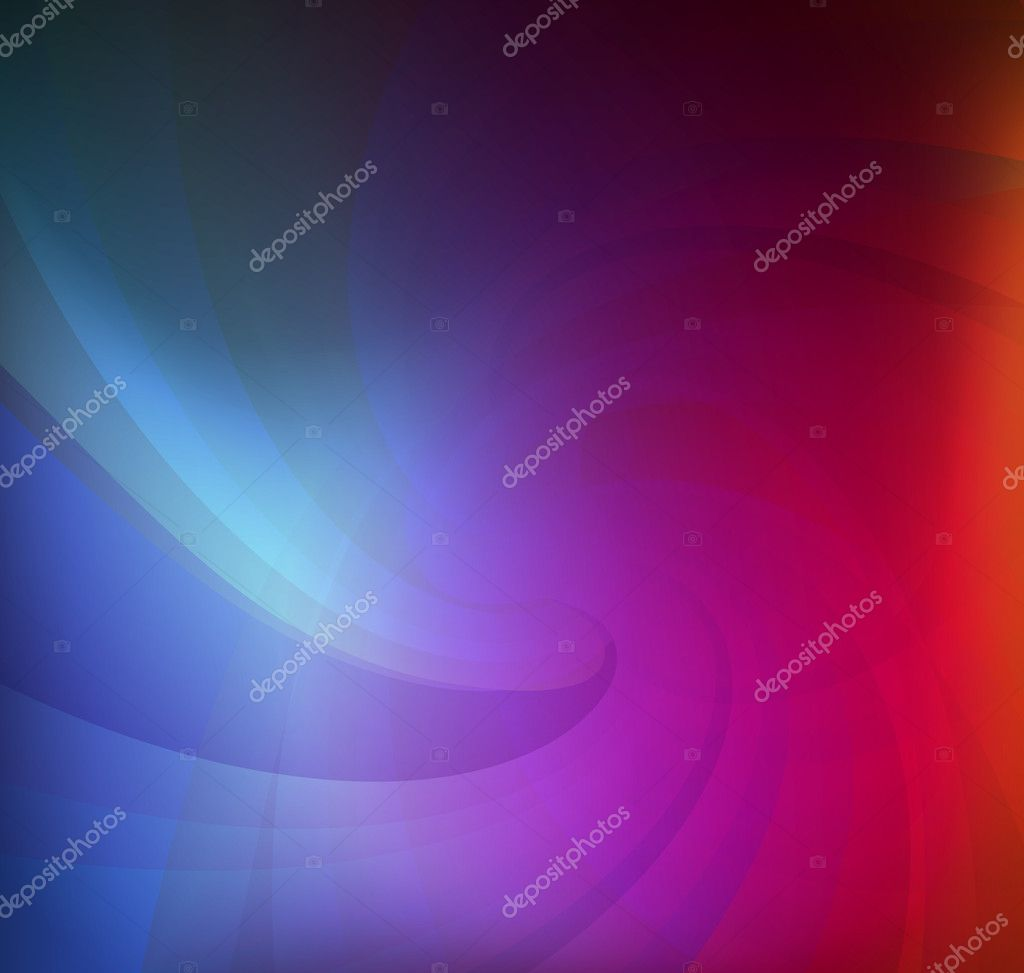 Cute glowing neon lights background illustration vector  Stock Vector #6745285