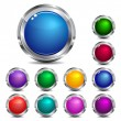 Royalty-Free Stock Imagen vectorial: Web Site & Internet Icons Colors