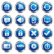 Web Site & Internet Icons - SET TWO — Stock vektor #6236432