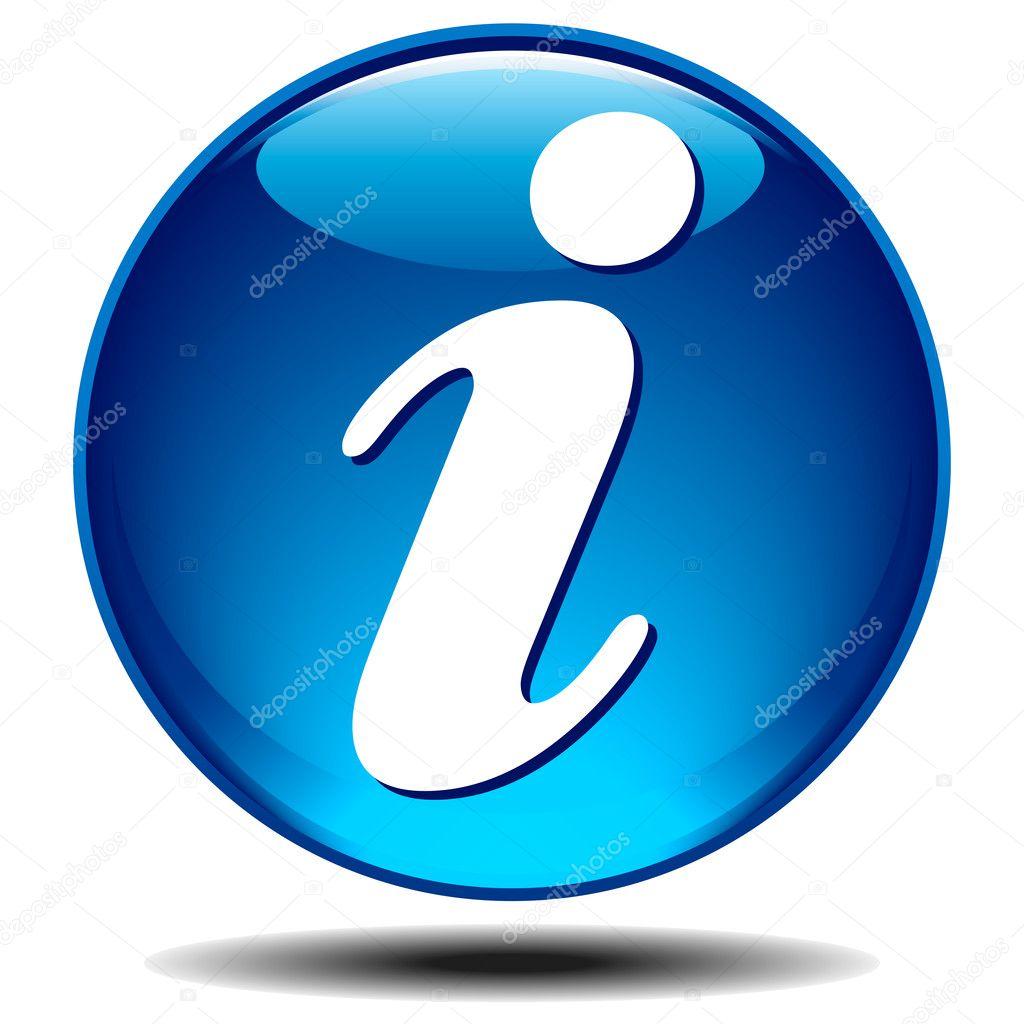 Info icon — Stock Vector © Fenton #6236341