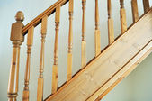 Bannister Rail — Stock Photo