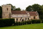 Brodsworth kilisesi — Stok fotoğraf