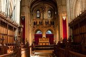 Inside Buckfast Abbey — Stock Photo