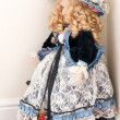 Old Fashioned Doll — Stock Photo