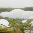 Stock Photo: Eden Project Domes