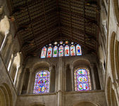 Inside Ely Cathedral — Stock Photo