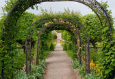 Archway Path — Stock Photo