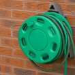 Stock Photo: Hose Pipe and Holder