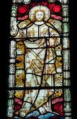 Jesus Stained Glass — Stock fotografie