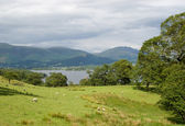 Lake District View — Stock Photo
