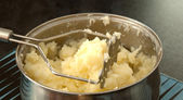 Mashed Potatoes — Stock Photo